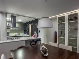 Dining room by fatto arquitetura