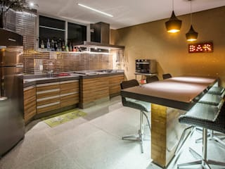 Kitchen by fatto arquitetura