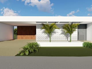 Aresto Arquitetura Modern home