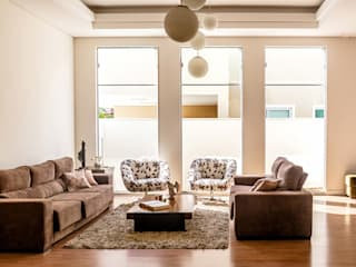 Aresto Arquitetura Living room