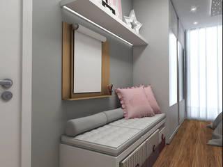 Aresto Arquitetura Nursery/kid's room
