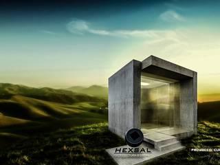 Moderner Spa von HEXSAL ARQUITECTOS Modern