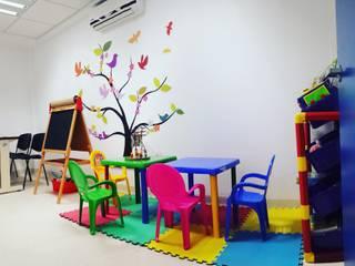Clinica de Autismo CDMX :  de estilo  por 2M arquitectos