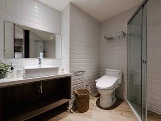 隹設計 ZHUI Design Studio Ausgefallene Badezimmer