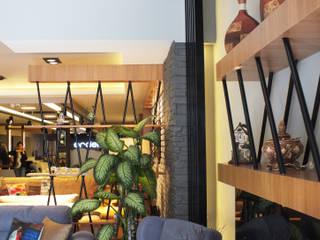 Lia Mimarlık İçmimarlık – Erdemli Mobilya:  tarz Ofisler ve Mağazalar