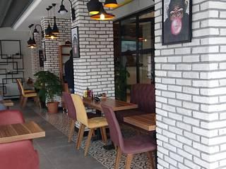 Lia Mimarlık İçmimarlık – Atmosfer Kafe:  tarz Bar & kulüpler
