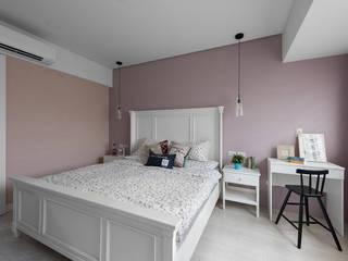 클래식스타일 침실 by 倍果設計有限公司 클래식