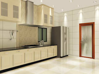 Kitchen by SIAMTAK CO., LTD.