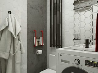 North Point Residential:  Bathroom by CLOUD9 DESIGN, Modern