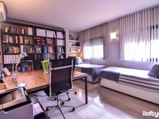 Modern style bedroom by iloftyou Modern