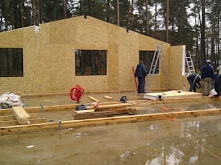 SIP Panel Housing by Corners UK SIPS 01628 617419 cornersuksips@gmail.com