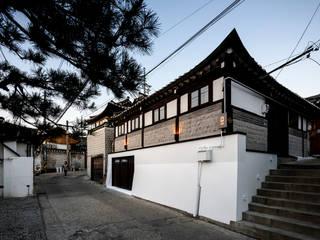 PDR OFFICE 한옥 사무실: 쿠나도시건축연구소의  회사