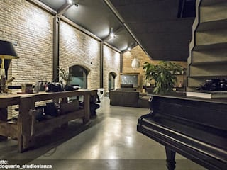 Salon industriel par estudoquarto s.r.l. Industriel