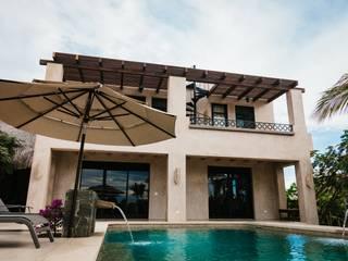 Rumah oleh HA Arquitectos, Eklektik