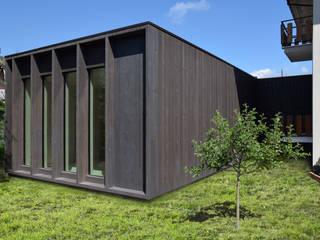 Maisons modernes par estudoquarto s.r.l. Moderne