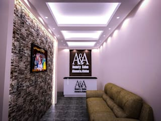 Offices & stores by Reda Essam