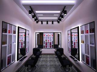 Oficinas y Comercios de estilo  por Reda Essam, Moderno