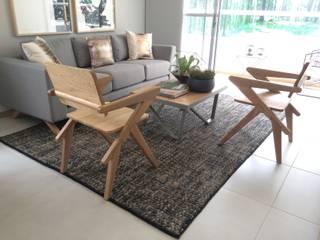 Mobiliario para Sala:  de estilo  por Mental Design
