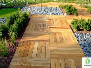 Modern Garden by Giardini Pavin Cesare Modern