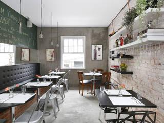 Restaurante Allez, Allez! Salão II - Vila Madalena - SP:   por Antonio Armando Arquitetura & Design