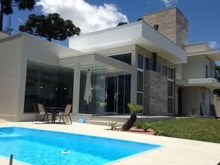 Residência LC: Casas  por Caio Caldart Arquitetura