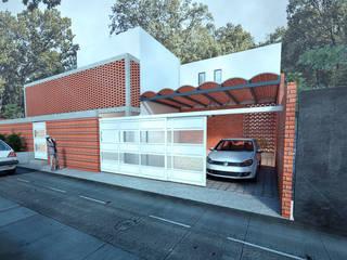 Casa Río Casas industriales de Vintark arquitectura Industrial