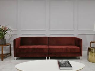 Escritório FL&P Consultória Contábil & Tributaria : Edifícios comerciais  por Antonio Armando Arquitetura & Design