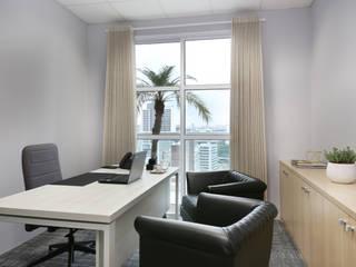 Escritório FL&P Consultória Contábil & Tributaria : Espaços comerciais  por Antonio Armando Arquitetura & Design