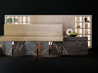 Neolite Modern Kitchen by TM Italia Modern