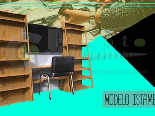 mobiliario para estudio de 2411CONCEPTO Moderno