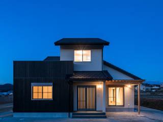 Moderne Häuser von 中村建築研究室 エヌラボ(n-lab) Modern