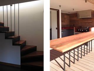 Patios & Decks by NEF Arq.