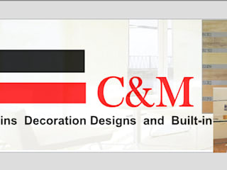 C&M Interior landscaping Tekstil Multicolored