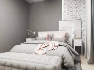 Bedroom by FOORMA Pracownia Architektury Wnętrz