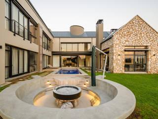 Casas modernas de Karel Keuler Architects Moderno