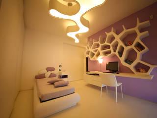 Studio di Segni Dormitorios infantiles de estilo moderno