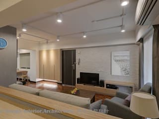 Hi+Design/Interior.Architecture. 寰邑空間設計 Living room