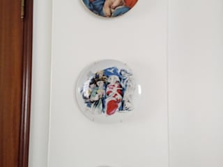 Sala: Salas de estar ecléticas por atelier 57