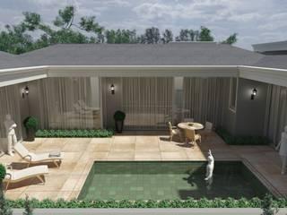Rumah oleh Atelier de Arquitetura Arquitetas Bianca e Bárbara Lehmkuhl, Klasik