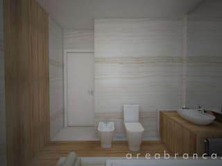 Modern bathroom by Areabranca Modern