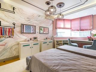Каприз в тренде: Детские комнаты в . Автор – Школа Ремонта, Классический