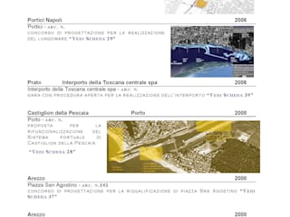 infrastrutture: Yacht & Jet in stile in stile Industriale di studio Brandini