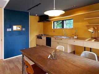 Modern Kitchen by Ju Design 建築設計室 Modern
