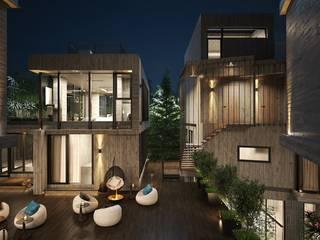 羊灣hospitality 根據 禾御建築室內設計有限公司 北歐風