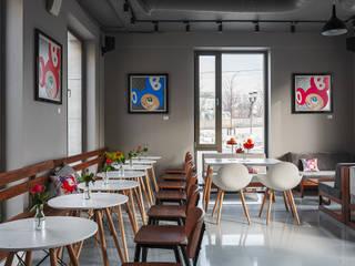 """Кафе """"Monkeys"""", Бизнес-квартал """"Bank Side"""", г. Москва от ID project"""