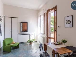 Ingresso -DOPO:  in stile  di ONLY HOME STAGING