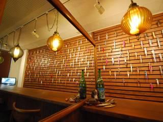 Amberjack ショールーム の Ju Design 建築設計室 オリジナル
