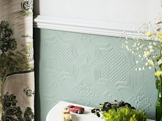 House Frame Wallpaper & Fabrics Commercial Spaces