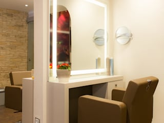 Einzelarbeitsplatz:  Ladenflächen von alegroo - interior design