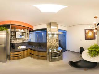 Modern Kitchen by Tendenza Arquitetura Modern